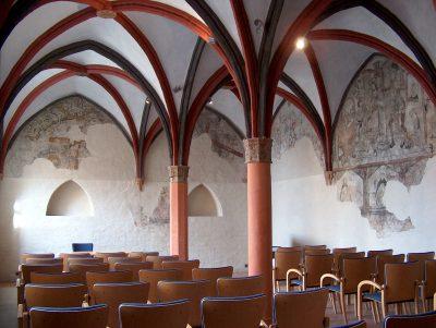 Dominikanerkloster, Gästerefektorium, Prenzlau