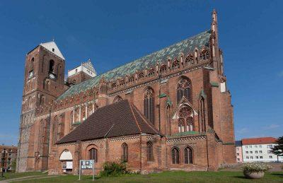 St.-Marien-Kirche, Südseite, Prenzlau
