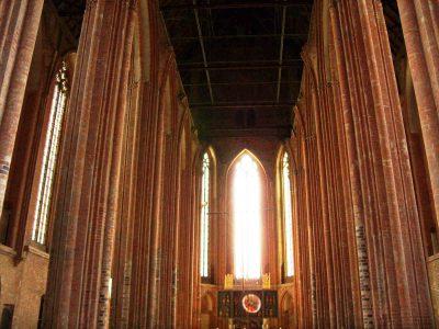 St.-Marien-Kirche, Mittelschiff, Prenzlau
