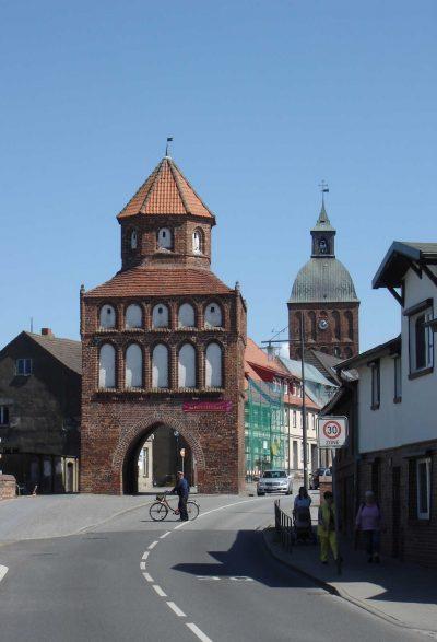 Rostocker Tor, Ribnitz-Damgarten