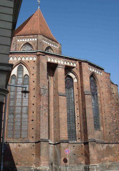 Dom zu Schwerin, Chor
