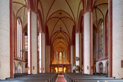 Dom, Blick zum Chor, Stendal