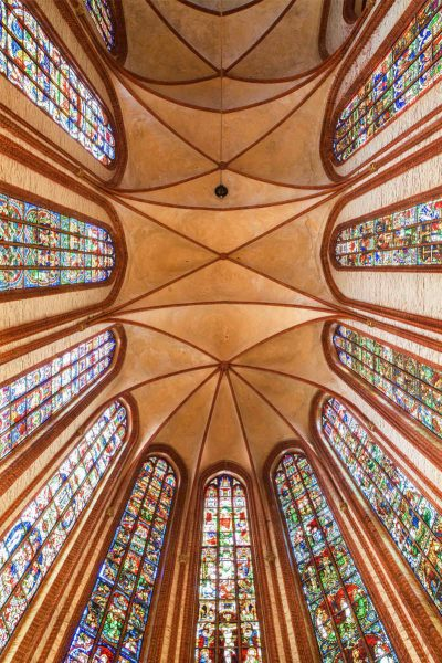 Dom, Chorfenster, Stendal