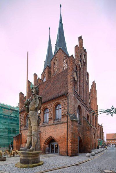 Rathaus, Gerichtslaube, Stendal