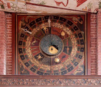 Marienkirche, Astronomische Uhr, Stendal