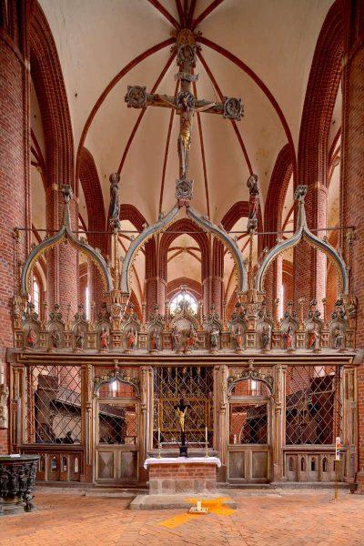 Marienkirche, Lettner, Stendal
