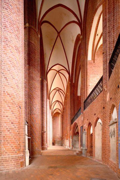 Marienkirche, Seitenschiff, Stendal
