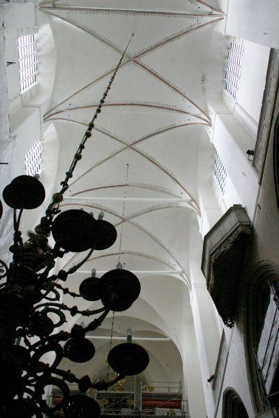 Marienkirche, Gewölbe, Stralsund