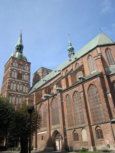Nikolaikirche, Stralsund