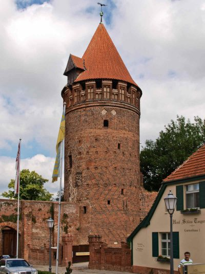 Gefängnisturm, Burg, Tangermünde