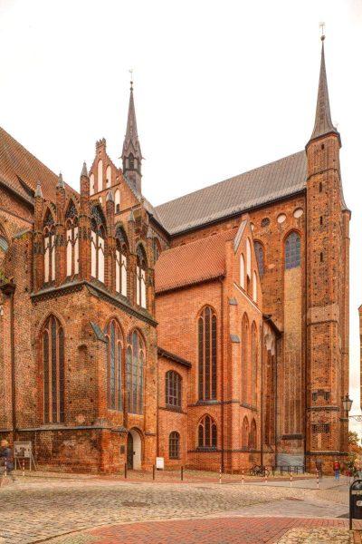 Georgenkirche, Wismar