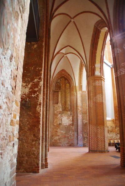 Georgenkirche, innen, Wismar