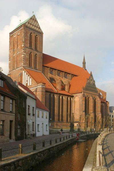 Nikolaikirche, Wismar