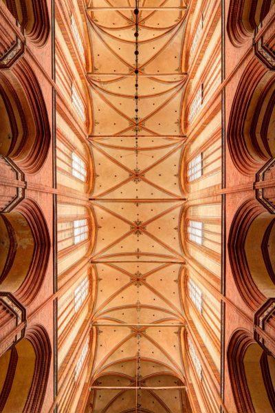 Nikolaikirche, Gewölbe, Wismar
