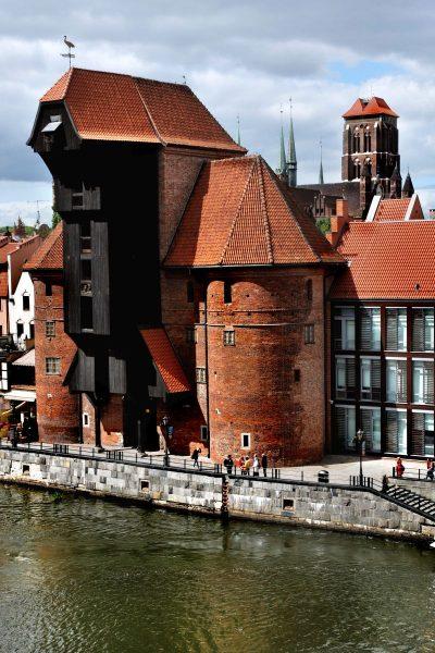 Krantor, Gdańsk