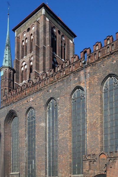 Marienkirche, Gdańsk