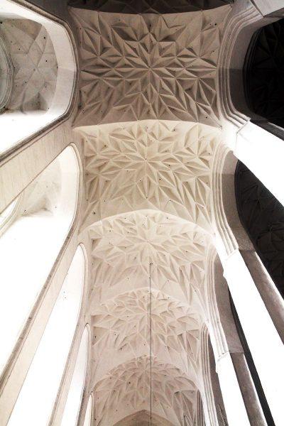 Marienkirche, Gewölbe, Gdańsk