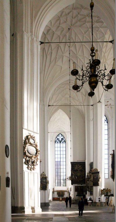 Marienkirche, Innen, Gdańsk
