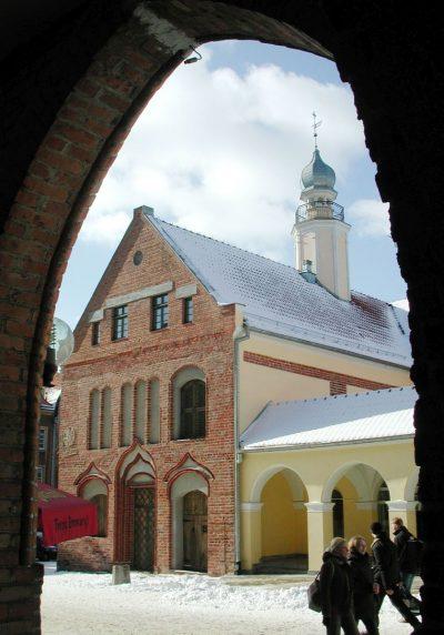 Altes Rathaus, Olsztyn