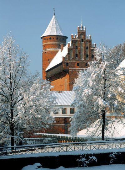 Burg des Ermländischen Kapitels, Olsztyn