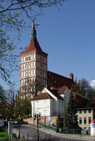 St.-Jakobi-Kirche, Olsztyn