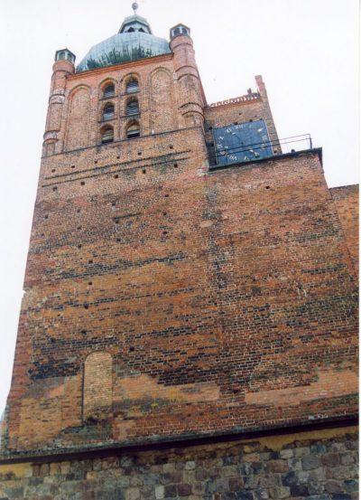 Schloss, Uhrenturm, Płock