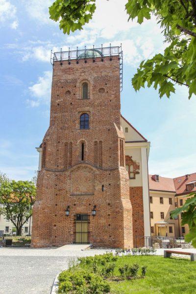 Stiftskirche, Płock
