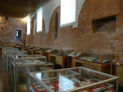 Stiftskirche, innen, Płock