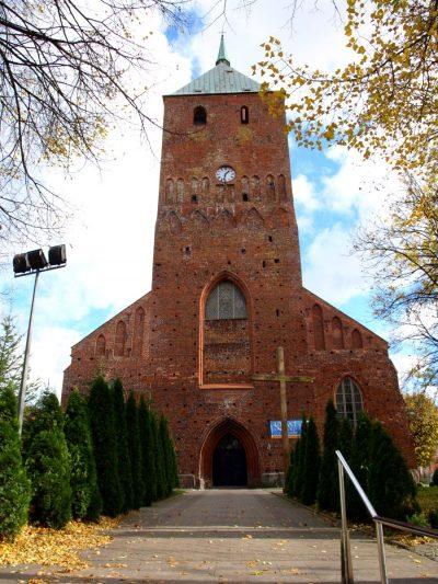 St.-Marien-Kirche, Sławno