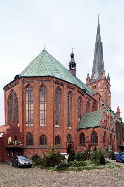 Kathedrale St. Jakobi, Szczecin