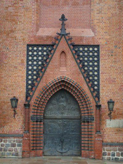 Kathedrale St. Jakobi, Portal, Szczecin