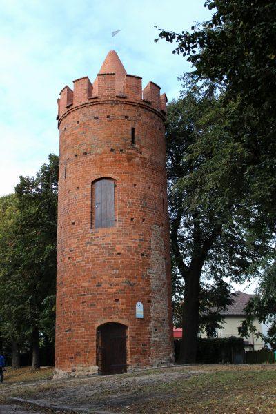 Baszta Prochowa, Myślibórz