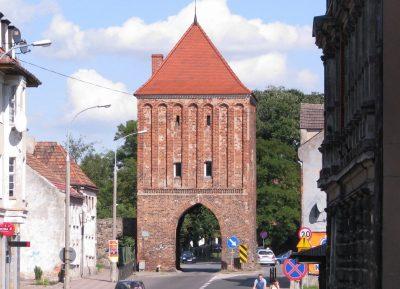 Brama Nowogródzka, Myślibórz