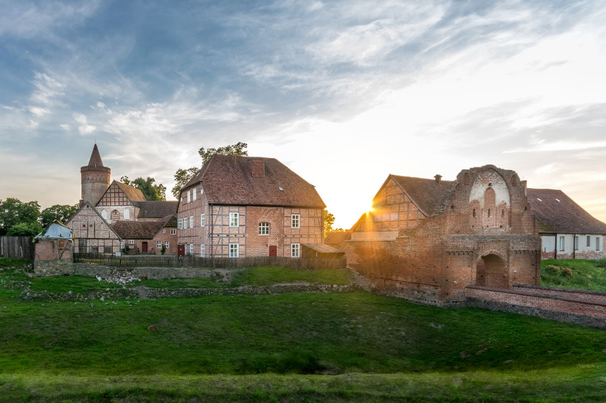 Höhenburg, Burg Stargard