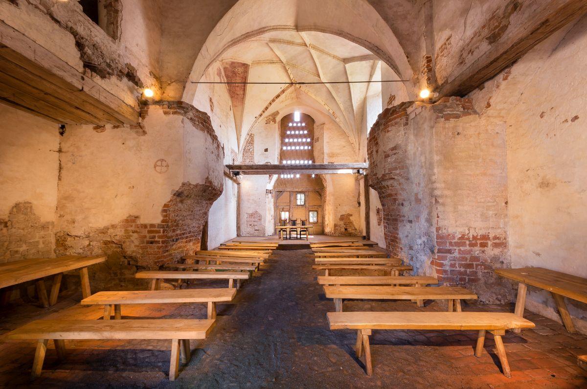 Höhenburg, Burgkapelle, Burg Stargard