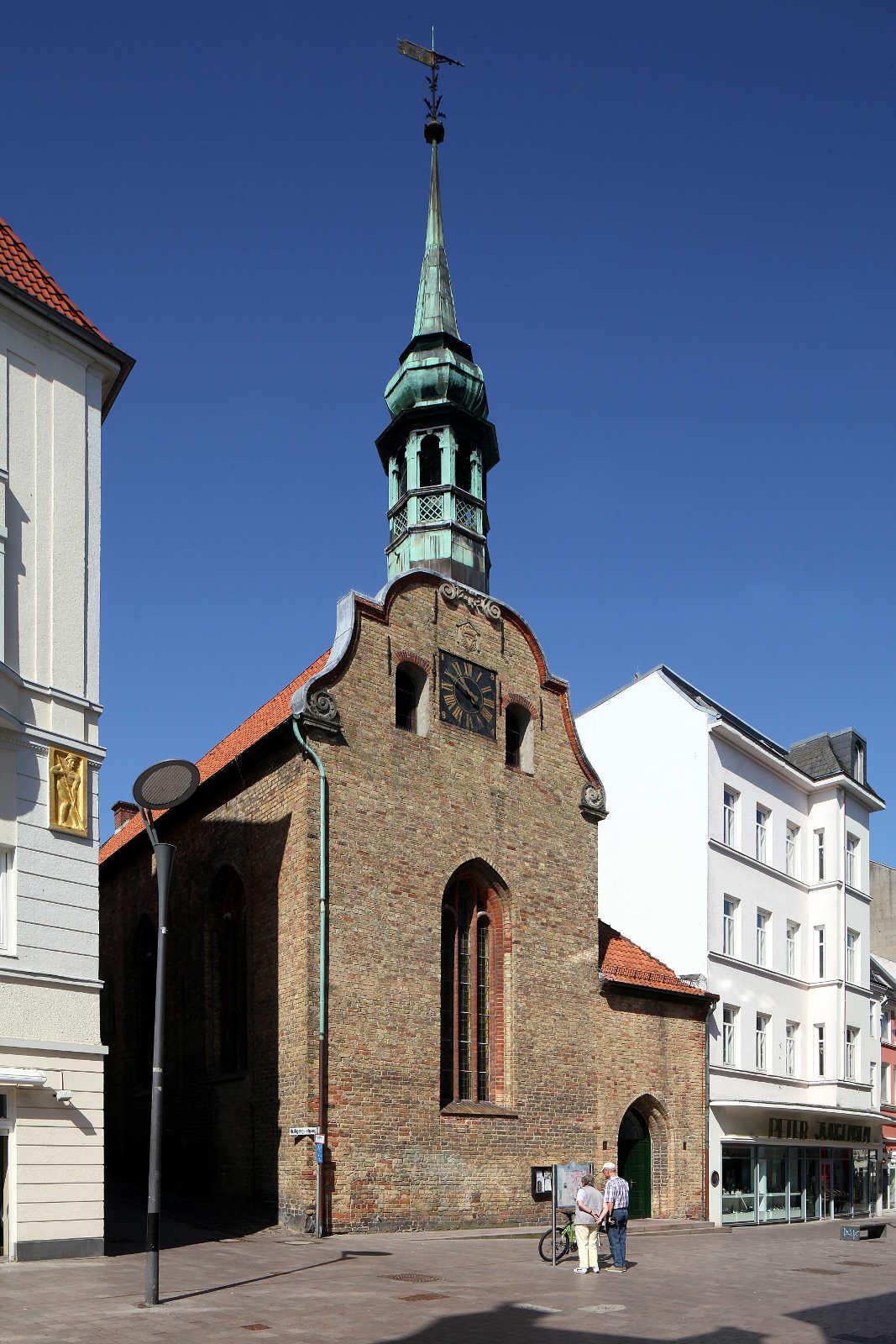 Helligåndskirken, Flensburg