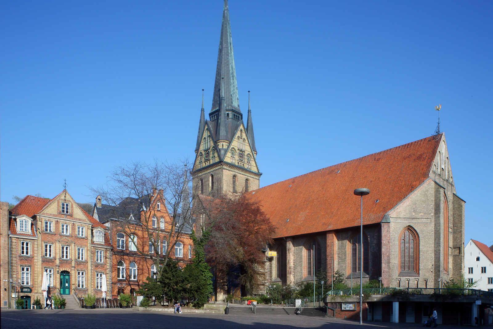 St.-Nikolai-Kirche, Flensburg