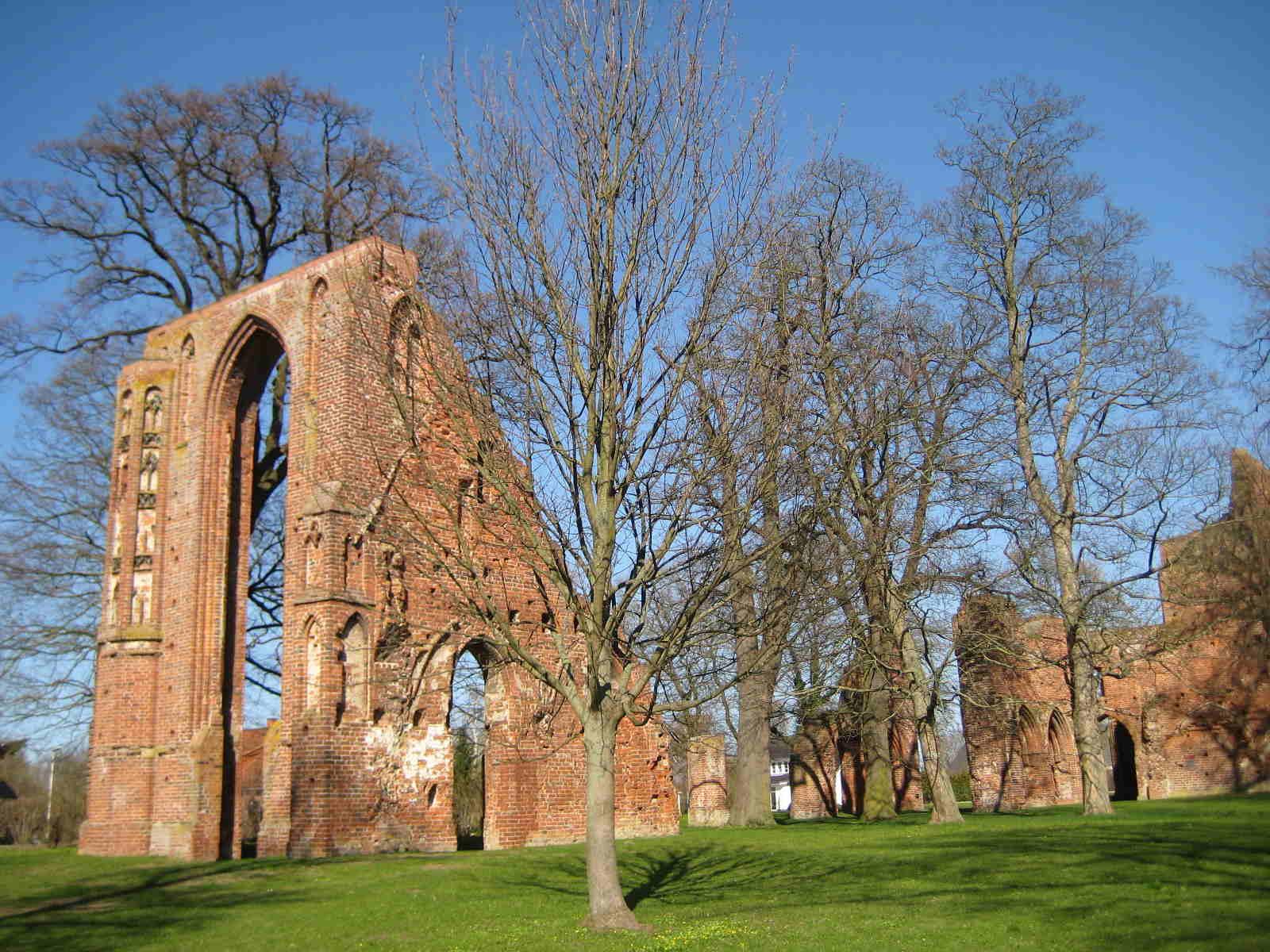 Cistercian monastery Hilda (Eldena), Greifswald