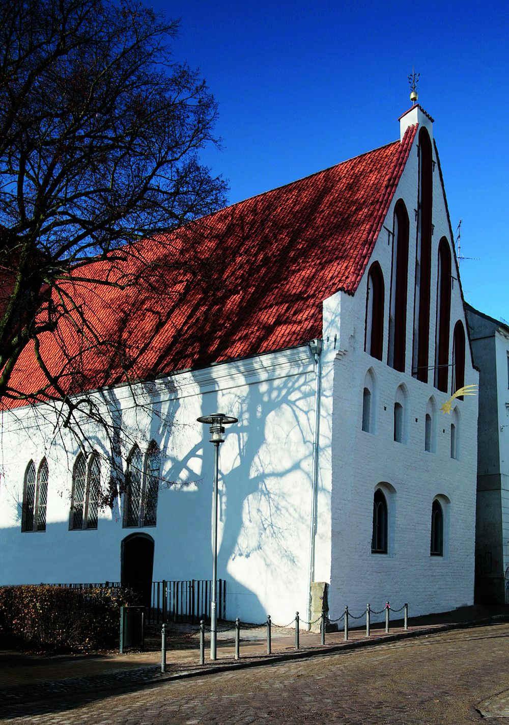 Heilig-Geist-Kirche, Güstrow