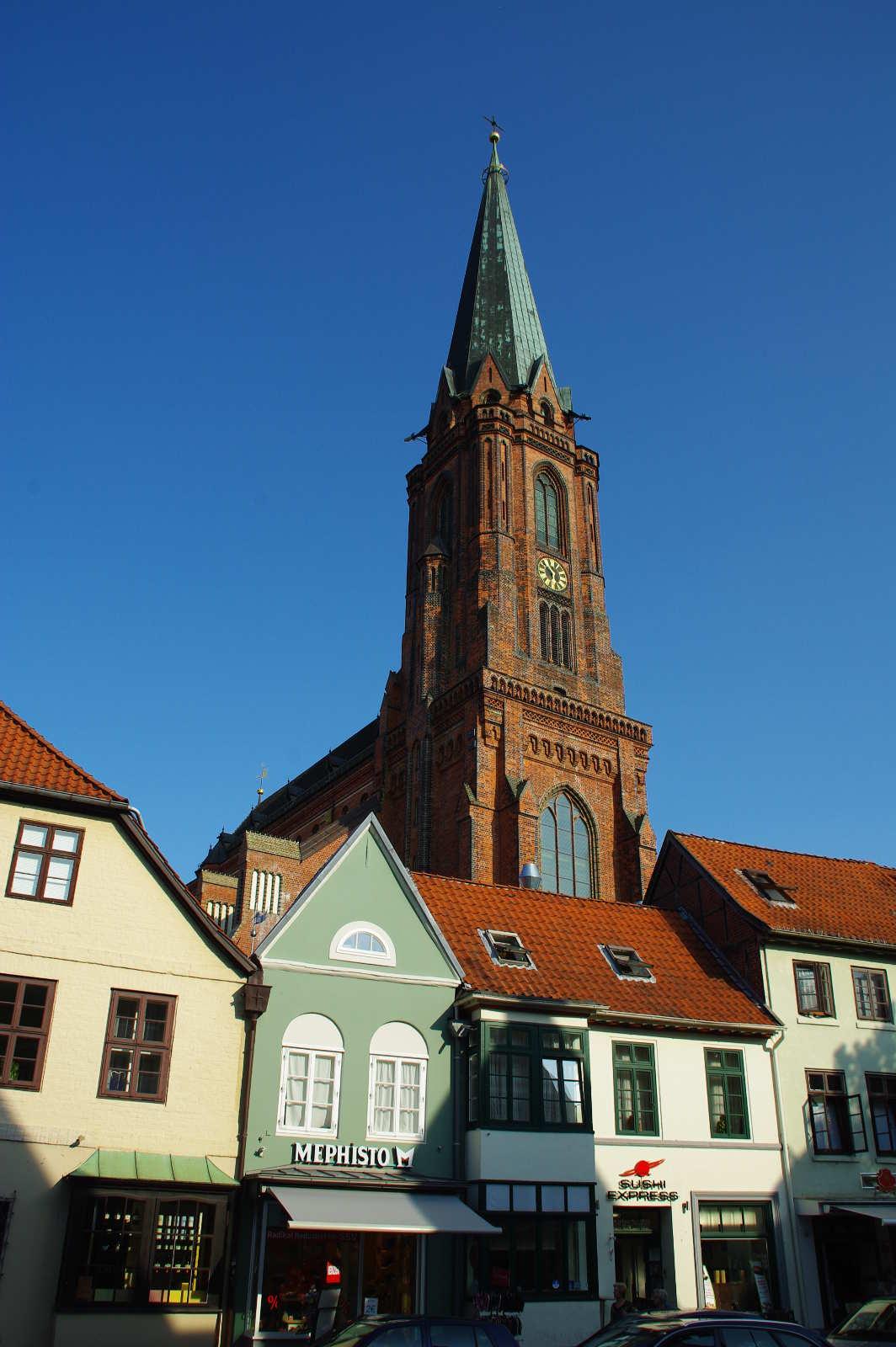 St.-Nicolai-Kirche, Lüneburg