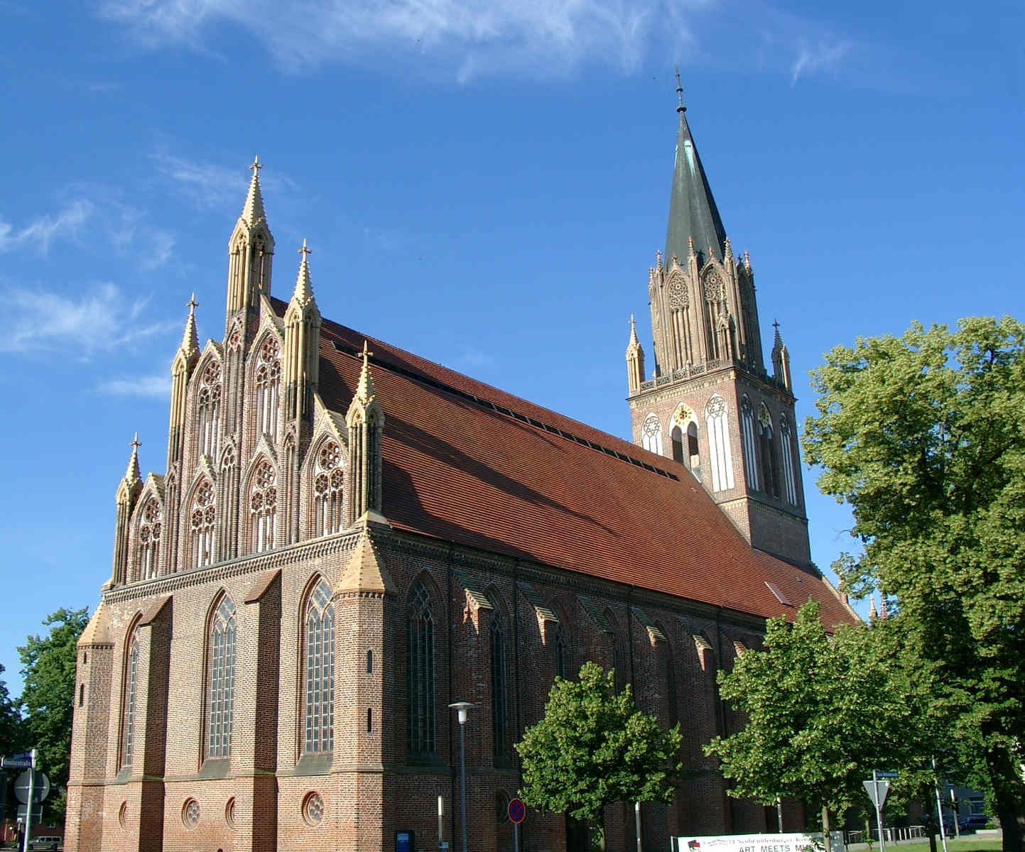 St. Mary's Church, Neubrandenburg