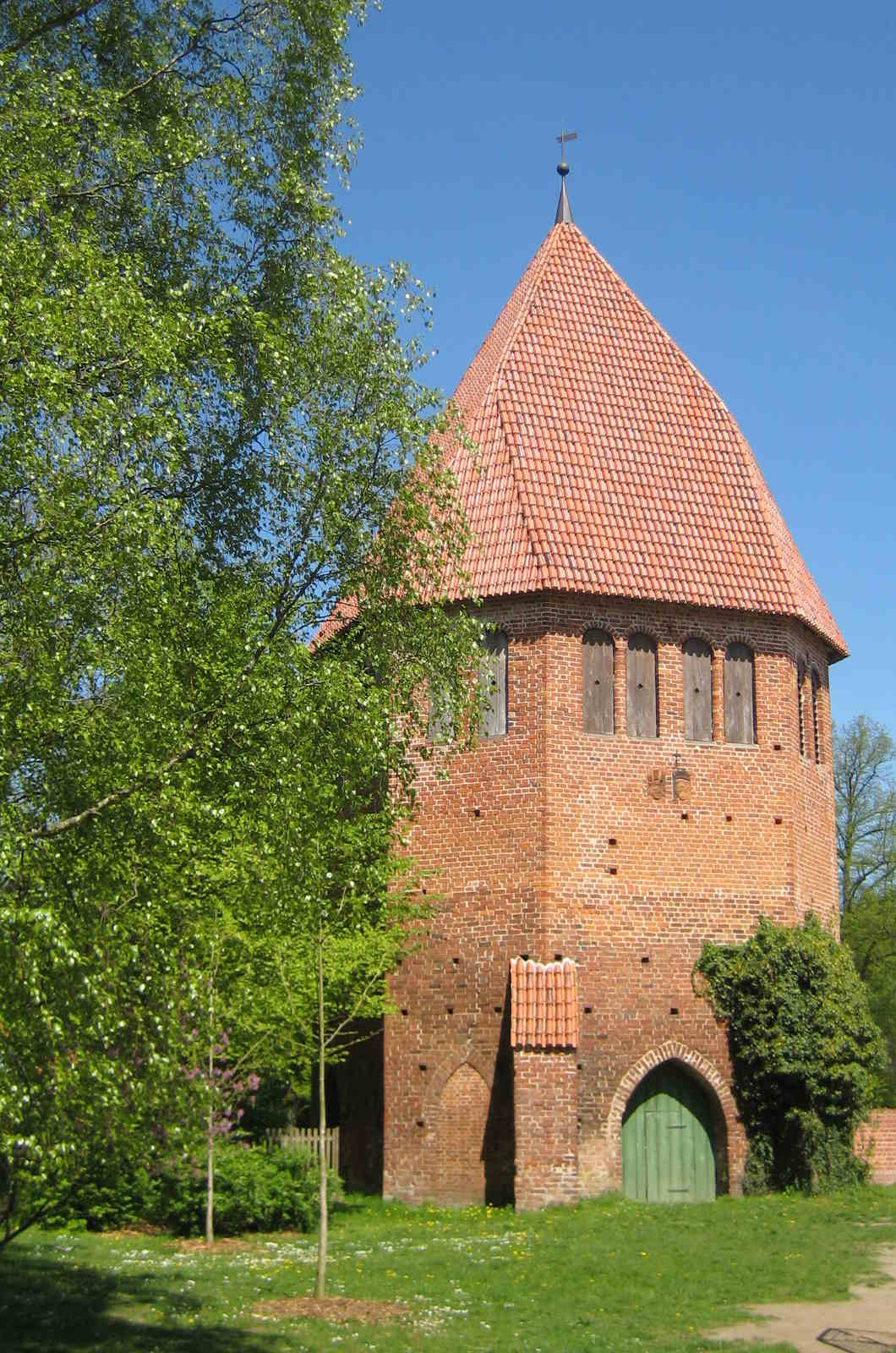 Bell tower, Neukloster