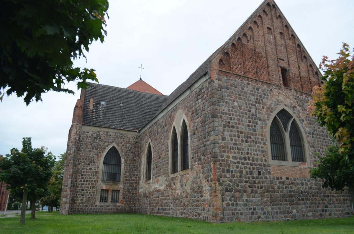 St.-Nikolai-Kirche, Pasewalk