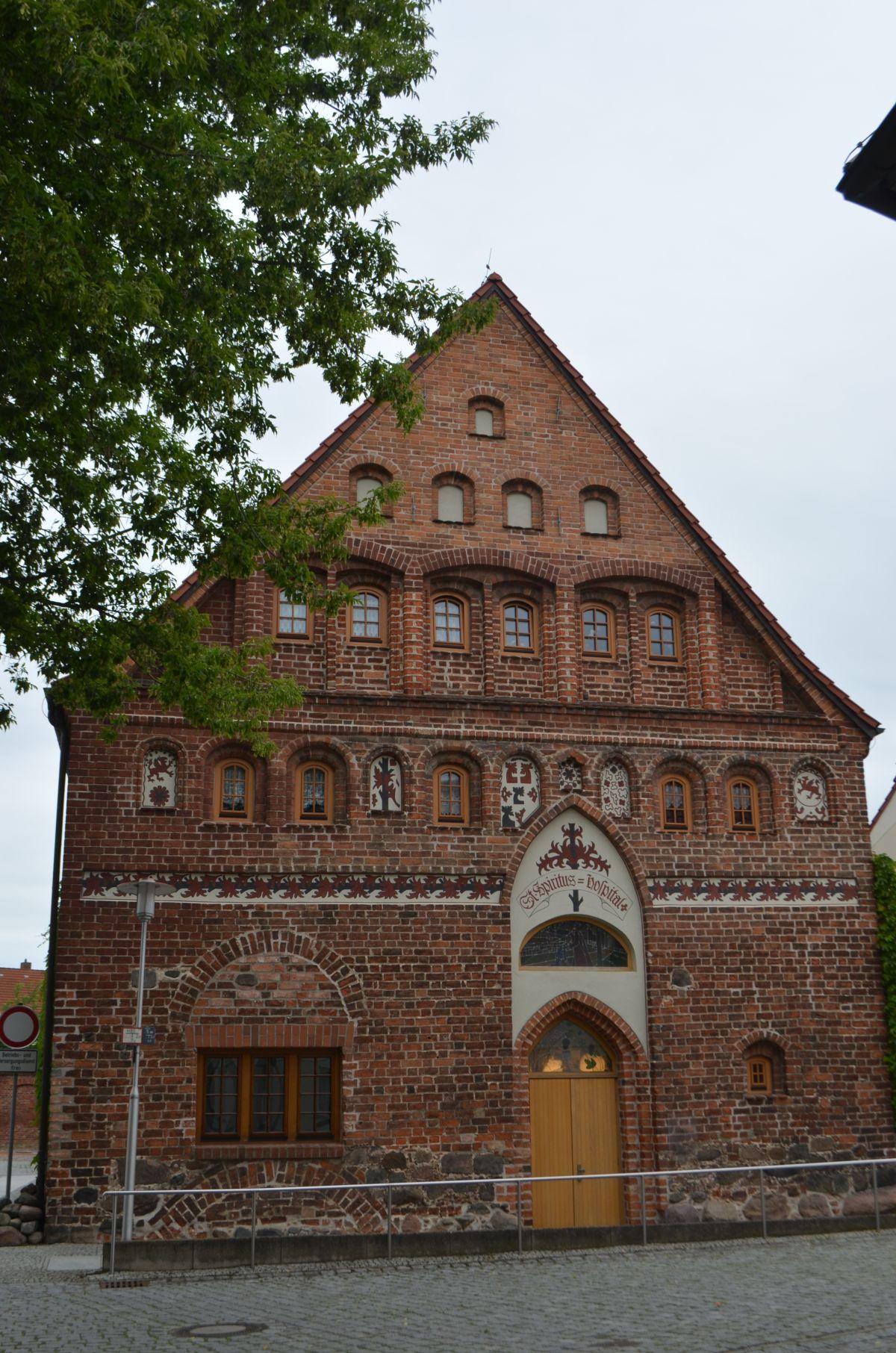 St.-Spiritus, Pasewalk