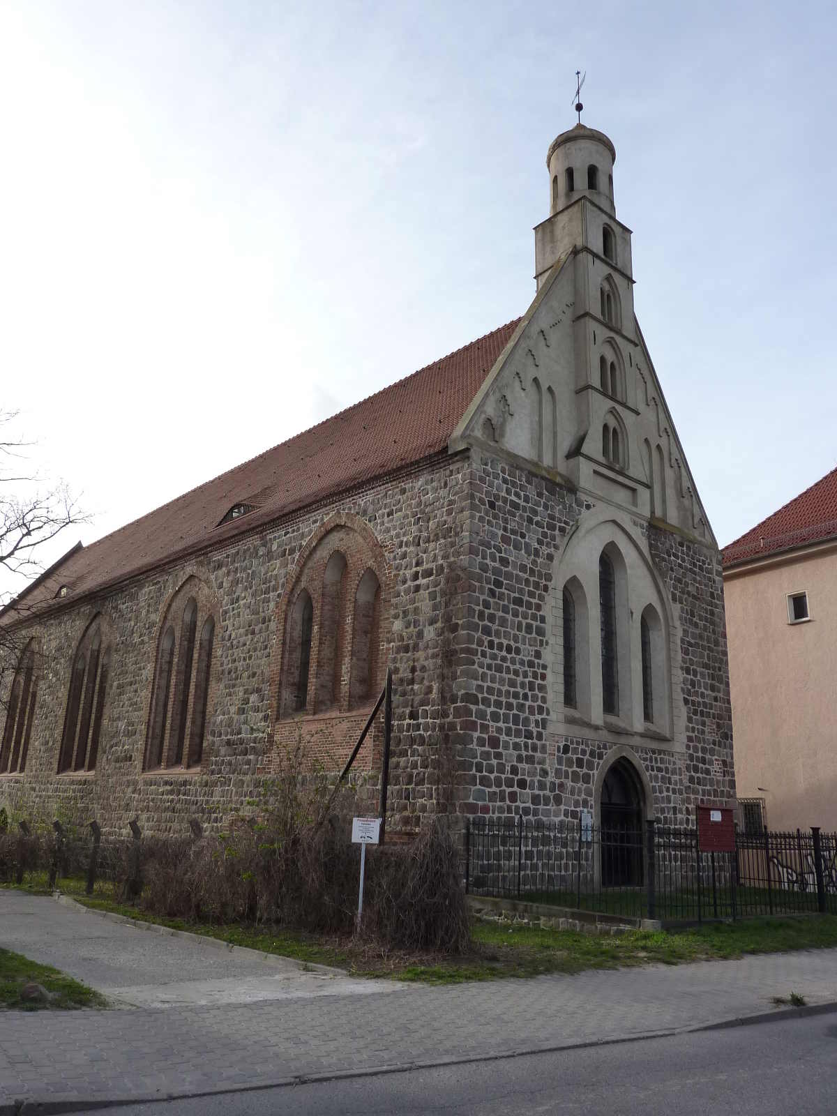 Monastery church of the Franciscans, Prenzlau