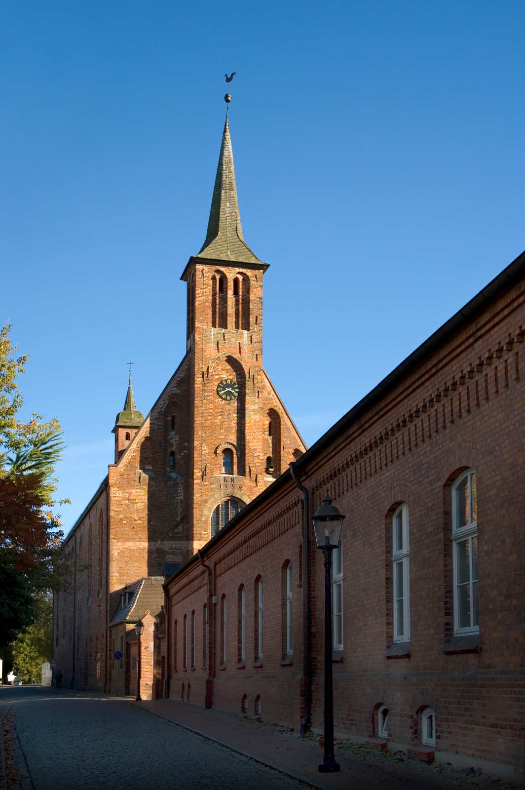 Klarissenkloster, Ribnitz