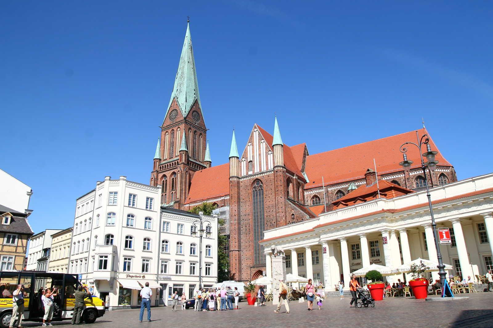 Dom, Schwerin
