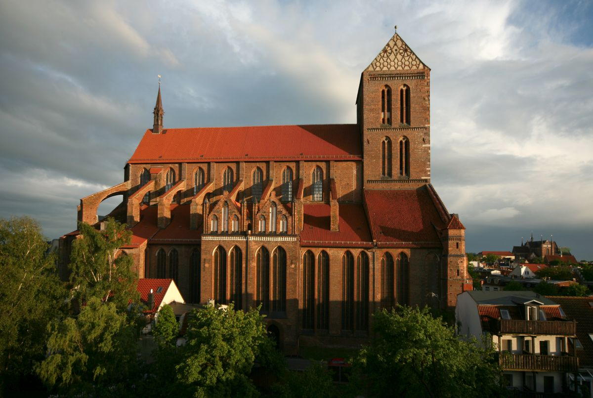 St. Nicholas' Church, Wismar
