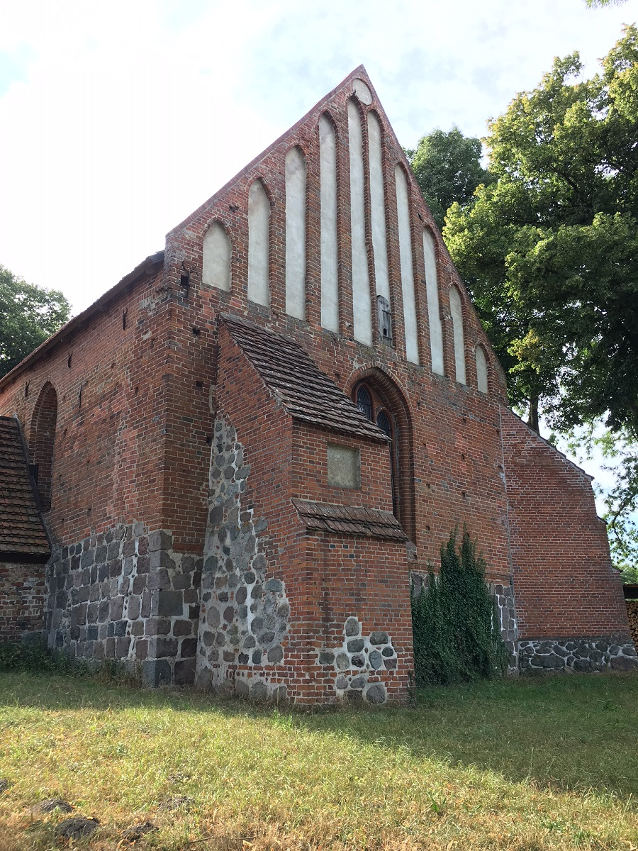 Dorfkirche Boitin, Bützower Land