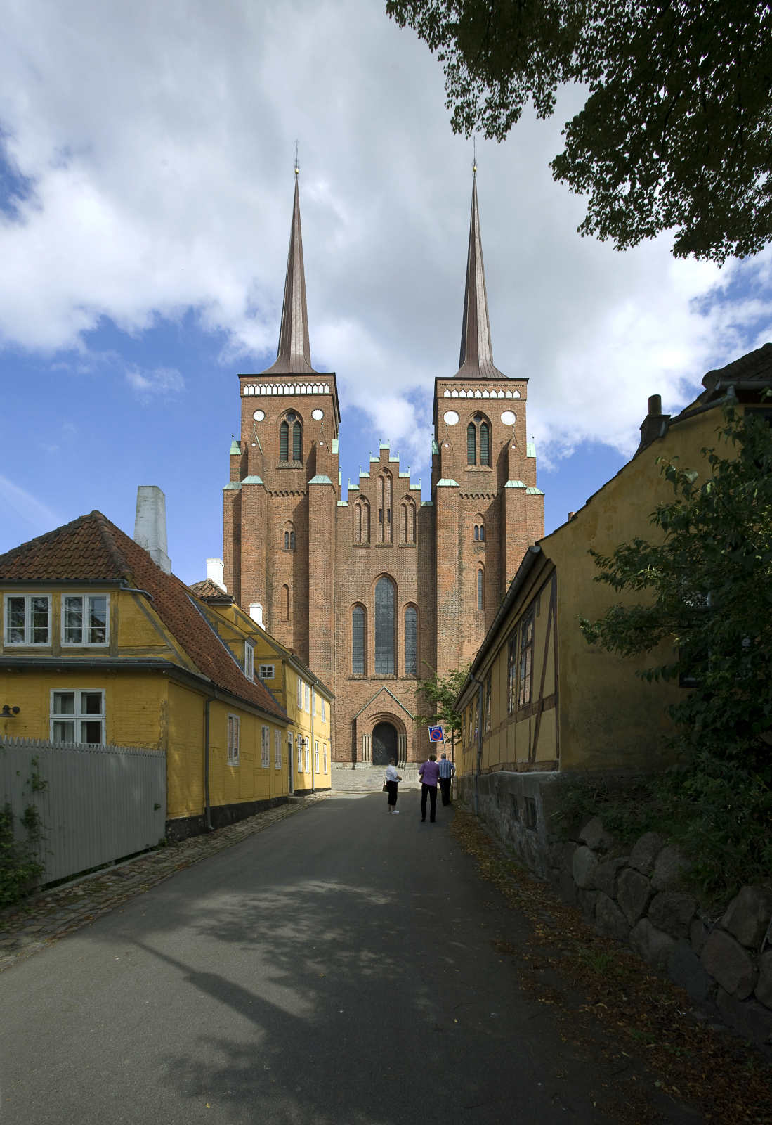 Cathedral, Roskilde